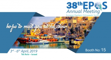 38th EPOS Annual Meeting 2019
